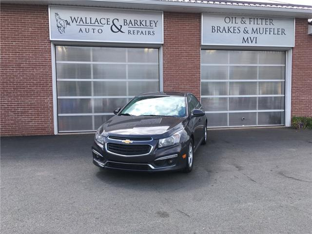 2016 Chevrolet Cruze Limited 1LT (Stk: 188131) in Truro - Image 1 of 10