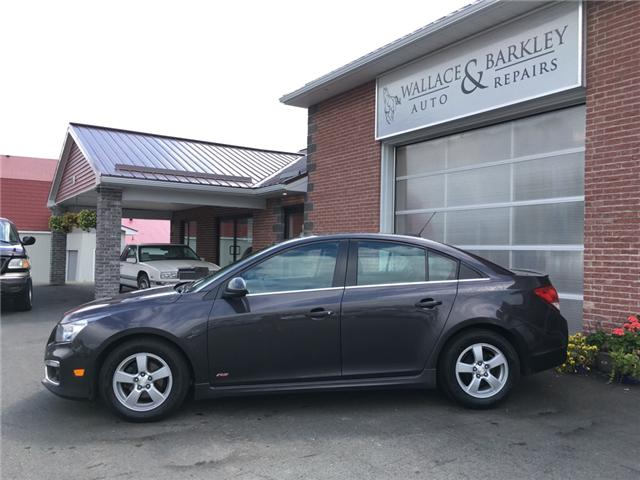 2016 Chevrolet Cruze Limited 1LT (Stk: 188131) in Truro - Image 3 of 10
