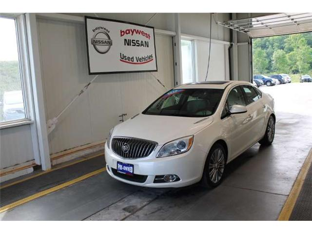 2012 Buick Verano Leather Package (Stk: 18341A) in Owen Sound - Image 1 of 15