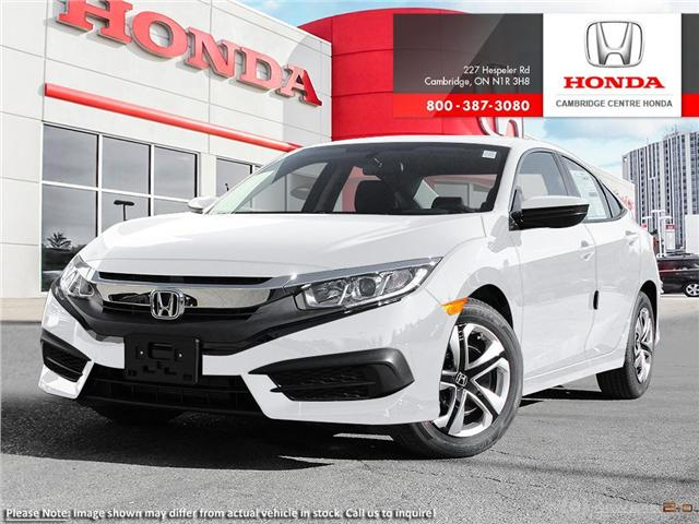 2018 Honda Civic LX (Stk: 18921) in Cambridge - Image 1 of 23