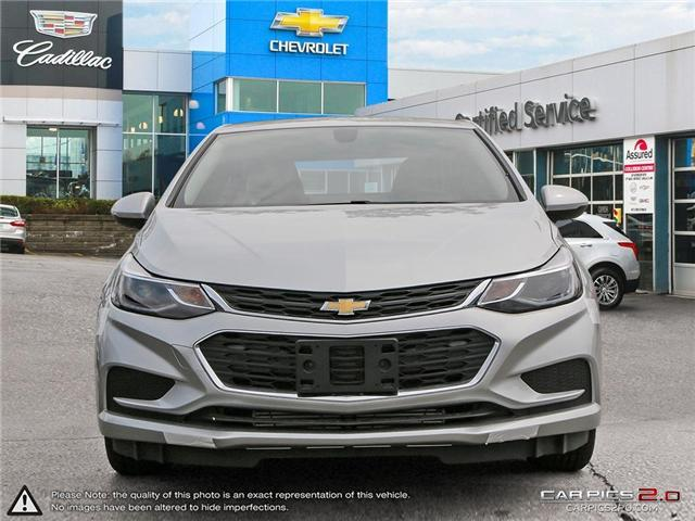 2018 Chevrolet Cruze LT Auto (Stk: 2831966) in Toronto - Image 2 of 27