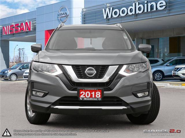 2018 Nissan Rogue SV (Stk: P7063) in Etobicoke - Image 2 of 27