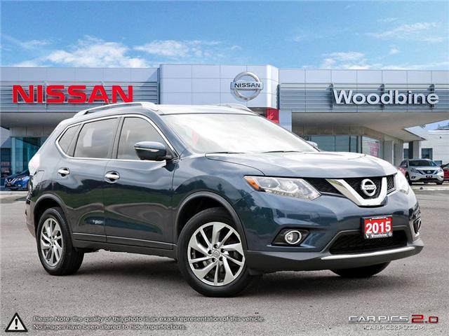 2015 Nissan Rogue SL (Stk: P7071) in Etobicoke - Image 1 of 27
