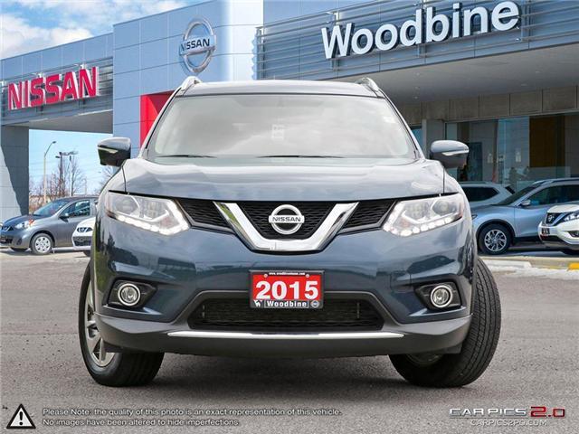 2015 Nissan Rogue SL (Stk: P7071) in Etobicoke - Image 2 of 27