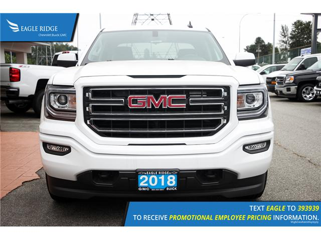 2018 GMC Sierra 1500 SLE (Stk: 88293A) in Coquitlam - Image 2 of 17