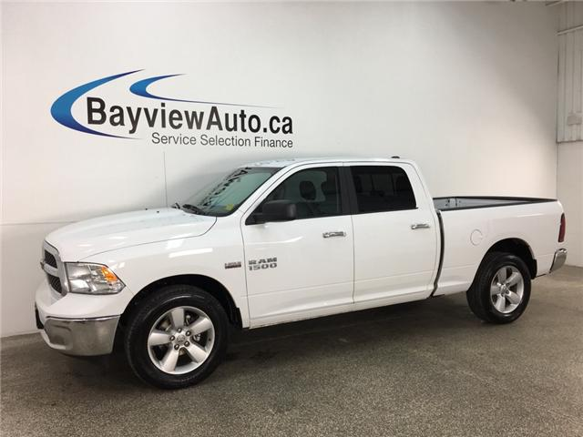 2018 RAM 1500 SLT (Stk: 33245EW) in Belleville - Image 1 of 30