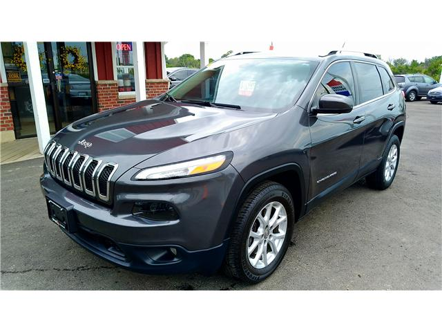 2015 Jeep Cherokee North (Stk: ) in Dunnville - Image 1 of 15