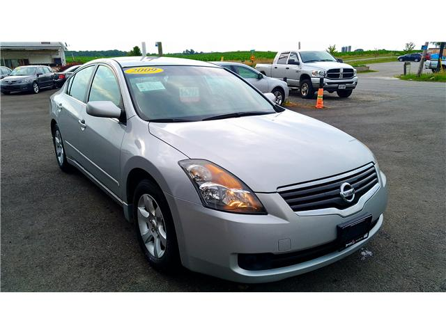 2009 Nissan Altima 2.5 S (Stk: ) in Dunnville - Image 1 of 13