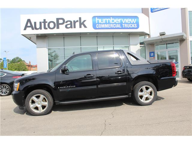 2009 Chevrolet Avalanche 1500 LT (Stk: AP2604) in Mississauga - Image 2 of 16