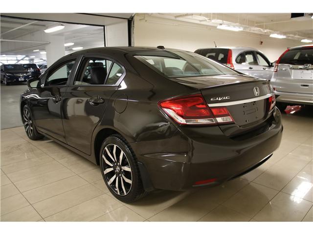 2014 Honda Civic Touring (Stk: HP2896) in Toronto - Image 2 of 23