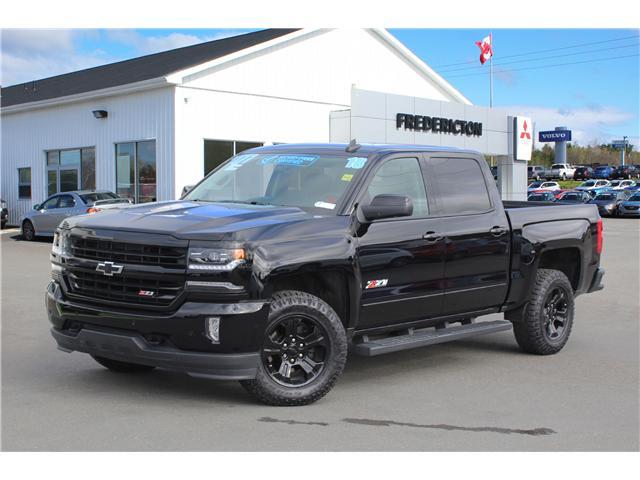 2018 Chevrolet Silverado 1500 1LZ (Stk: 180718A) in Fredericton - Image 1 of 26