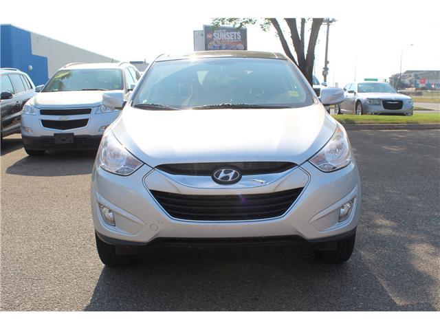 2012 Hyundai Tucson Limited (Stk: 166903) in Medicine Hat - Image 2 of 27