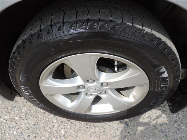 2017 Toyota Sienna LE 8 Passenger (Stk: 184231) in Brandon - Image 9 of 25