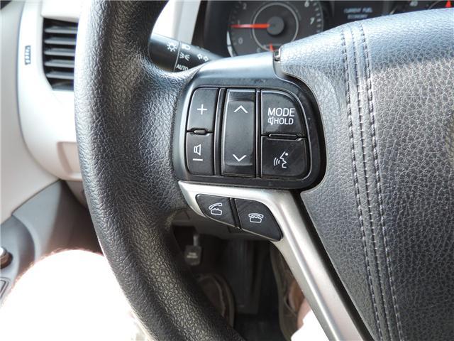 2017 Toyota Sienna LE 8 Passenger (Stk: 184231) in Brandon - Image 16 of 25