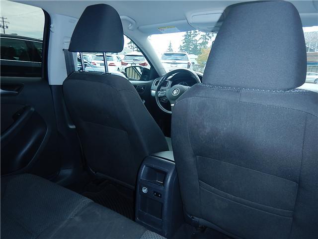 2013 Volkswagen Jetta 2.0 TDI Comfortline (Stk: JT151997AA) in Surrey - Image 20 of 26
