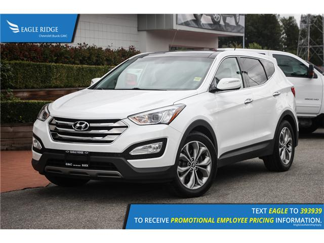 2013 Hyundai Santa Fe Sport 2.0T Limited (Stk: 137630) in Coquitlam - Image 1 of 18