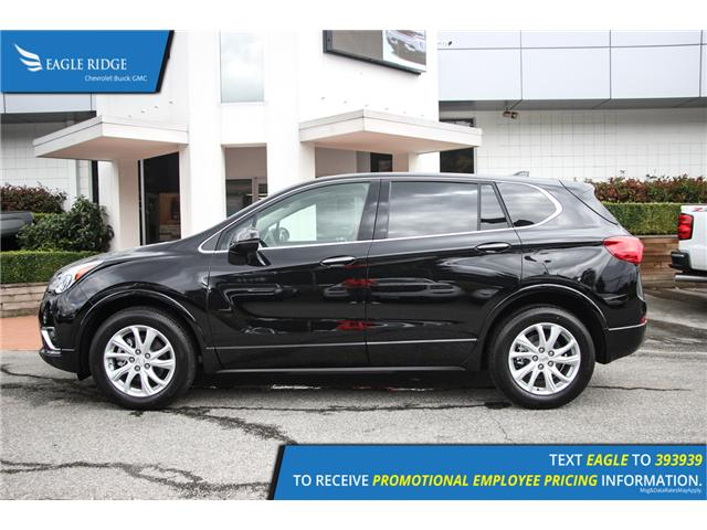 2019 Buick Envision Preferred (Stk: 94303A) in Coquitlam - Image 3 of 16