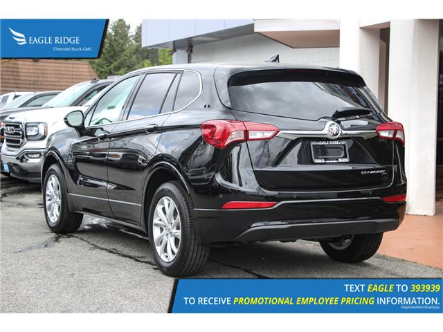 2019 Buick Envision Preferred (Stk: 94303A) in Coquitlam - Image 5 of 16