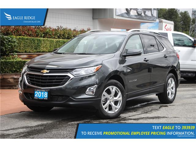 2019 Chevrolet Equinox LT (Stk: 94601A) in Coquitlam - Image 1 of 15
