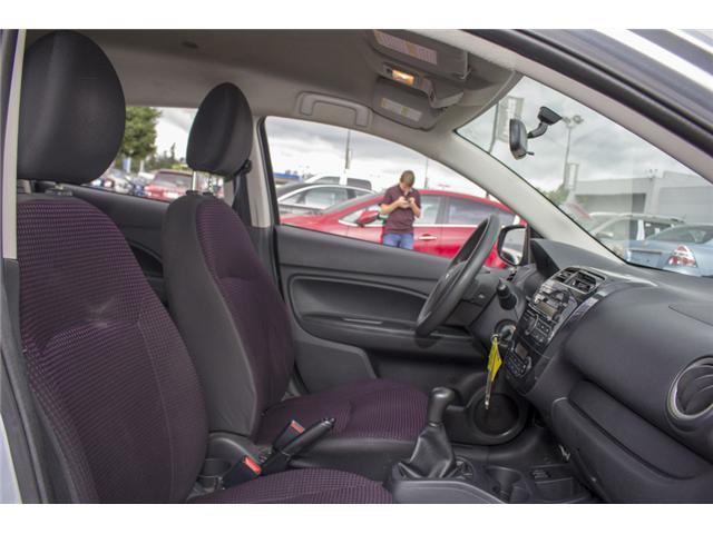 2014 Mitsubishi Mirage SE (Stk: EE893630A) in Surrey - Image 17 of 23