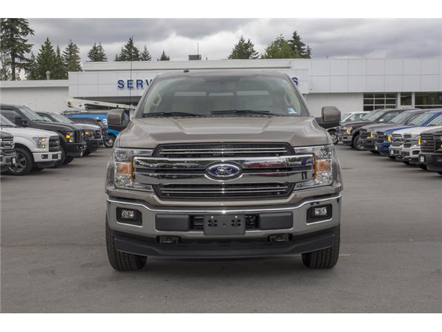 2018 Ford F-150 Lariat (Stk: 8F13675) in Surrey - Image 2 of 28