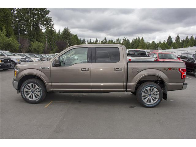 2018 Ford F-150 Lariat (Stk: 8F13675) in Surrey - Image 4 of 28