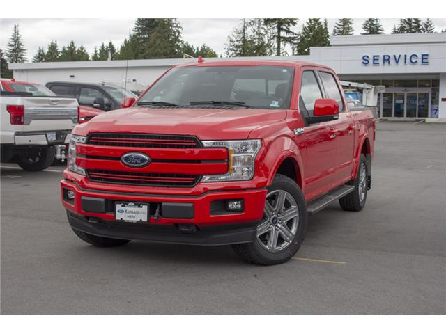 2018 Ford F-150 Lariat (Stk: 8F14254) in Surrey - Image 3 of 27
