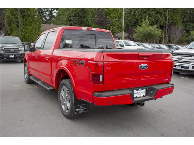 2018 Ford F-150 Lariat (Stk: 8F14254) in Surrey - Image 5 of 27