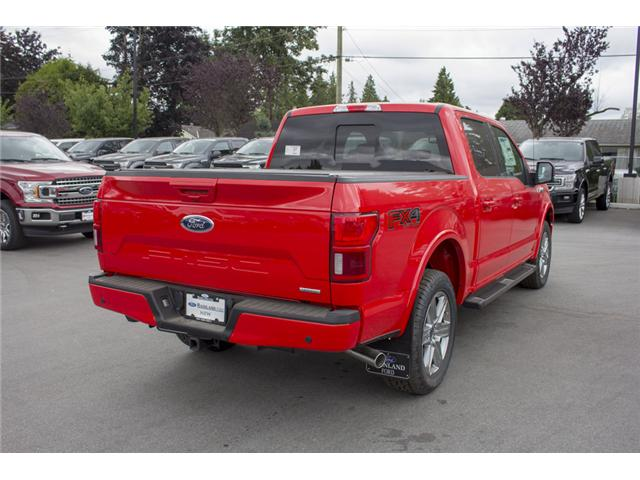 2018 Ford F-150 Lariat (Stk: 8F14254) in Surrey - Image 7 of 27