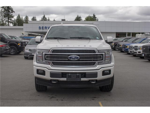 2018 Ford F-150 Limited (Stk: 8F16352) in Surrey - Image 2 of 29