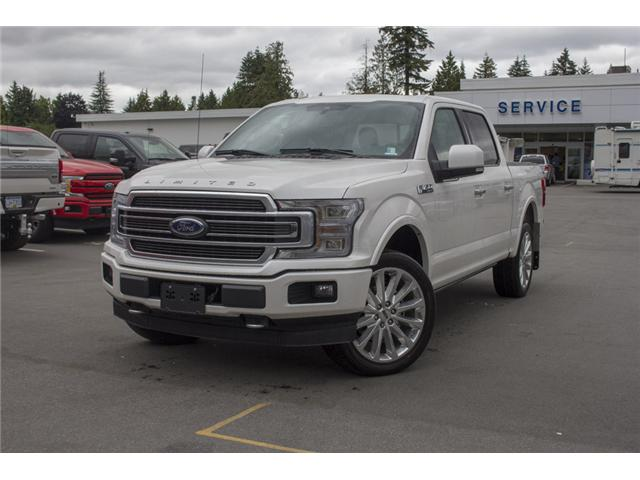 2018 Ford F-150 Limited (Stk: 8F16352) in Surrey - Image 3 of 29