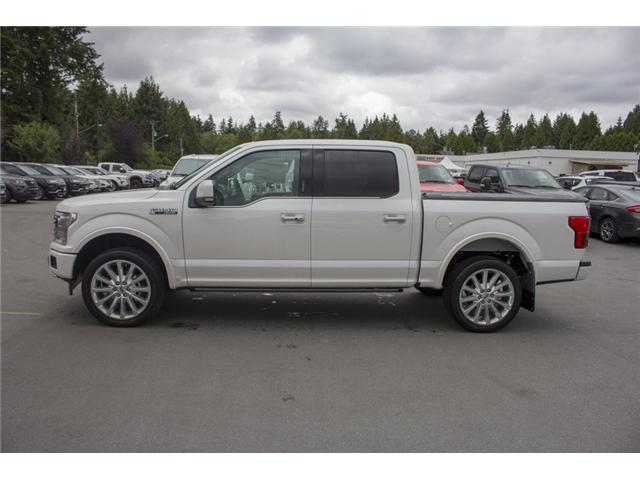 2018 Ford F-150 Limited (Stk: 8F16352) in Surrey - Image 4 of 29