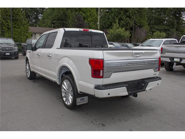 2018 Ford F-150 Limited (Stk: 8F16352) in Surrey - Image 5 of 29