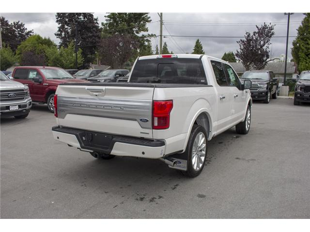2018 Ford F-150 Limited (Stk: 8F16352) in Surrey - Image 7 of 29