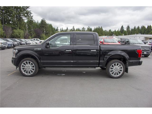 2018 Ford F-150 Limited (Stk: 8F16358) in Surrey - Image 4 of 29