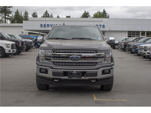 2018 Ford F-150 Lariat (Stk: 8F16363) in Surrey - Image 2 of 29