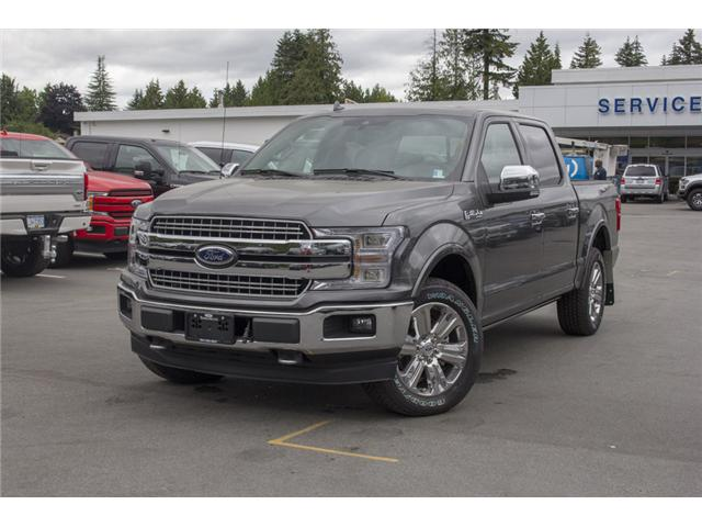 2018 Ford F-150 Lariat (Stk: 8F16363) in Surrey - Image 3 of 29