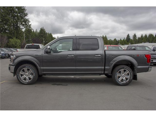 2018 Ford F-150 Lariat (Stk: 8F16363) in Surrey - Image 4 of 29