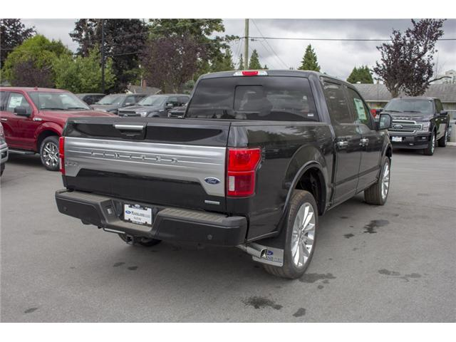 2018 Ford F-150 Limited (Stk: 8F16358) in Surrey - Image 7 of 29