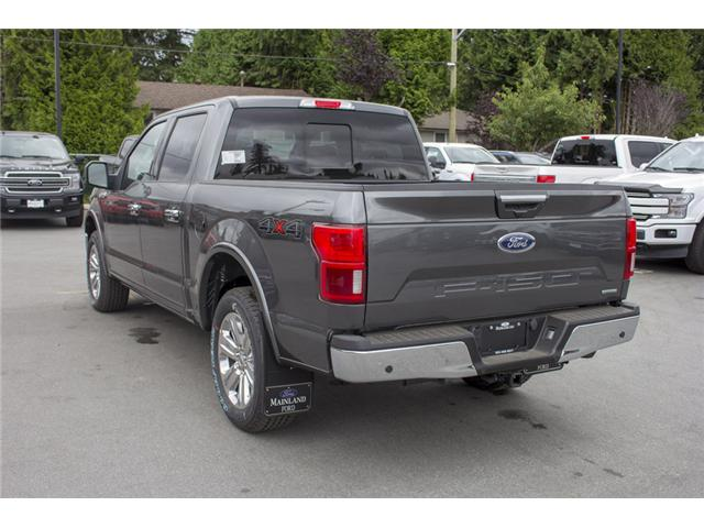 2018 Ford F-150 Lariat (Stk: 8F16363) in Surrey - Image 5 of 29