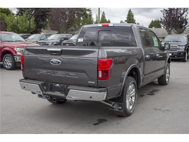 2018 Ford F-150 Lariat (Stk: 8F16363) in Surrey - Image 7 of 29