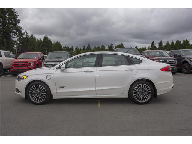 2018 Ford Fusion Energi SE Luxury (Stk: 8FU4220) in Surrey - Image 4 of 28