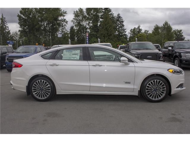 2018 Ford Fusion Energi SE Luxury (Stk: 8FU4220) in Surrey - Image 8 of 28