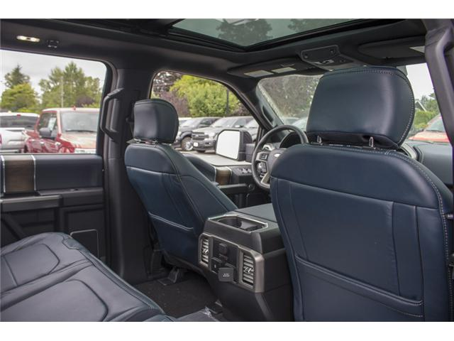 2018 Ford F-150 Limited (Stk: 8F16358) in Surrey - Image 17 of 29