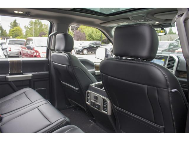 2018 Ford F-150 Lariat (Stk: 8F16363) in Surrey - Image 17 of 29