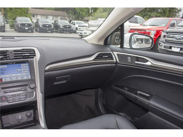 2018 Ford Fusion Energi SE Luxury (Stk: 8FU4220) in Surrey - Image 15 of 28