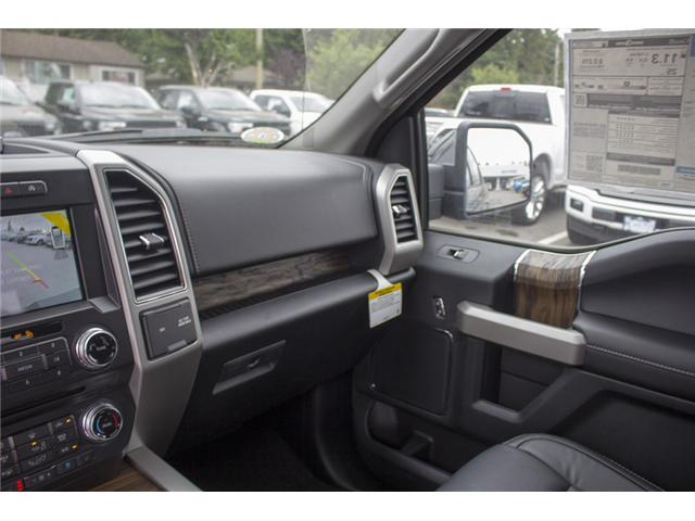 2018 Ford F-150 Lariat (Stk: 8F16363) in Surrey - Image 28 of 29