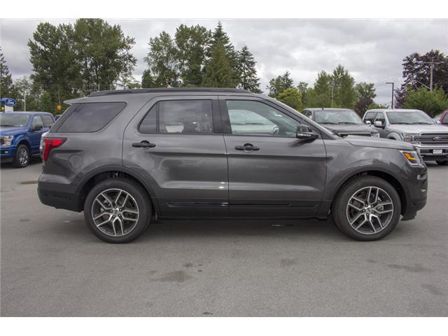 2018 Ford Explorer Sport (Stk: 8EX6377) in Surrey - Image 9 of 27
