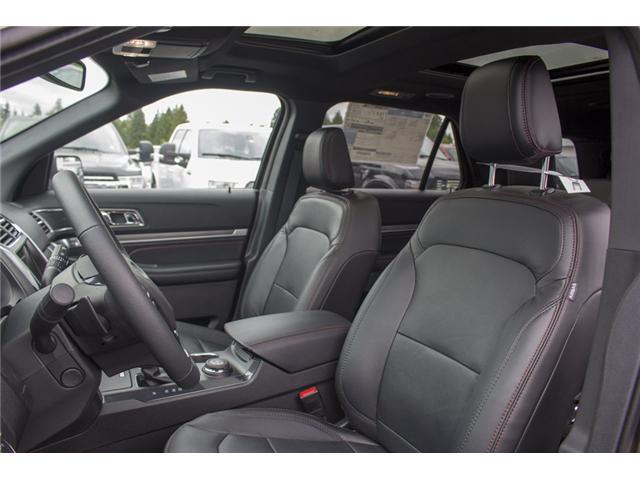 2018 Ford Explorer Sport (Stk: 8EX6377) in Surrey - Image 10 of 27