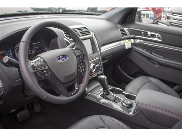 2018 Ford Explorer Sport (Stk: 8EX6377) in Surrey - Image 11 of 27